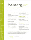 Cover of Evaluating Online Wellness Providers